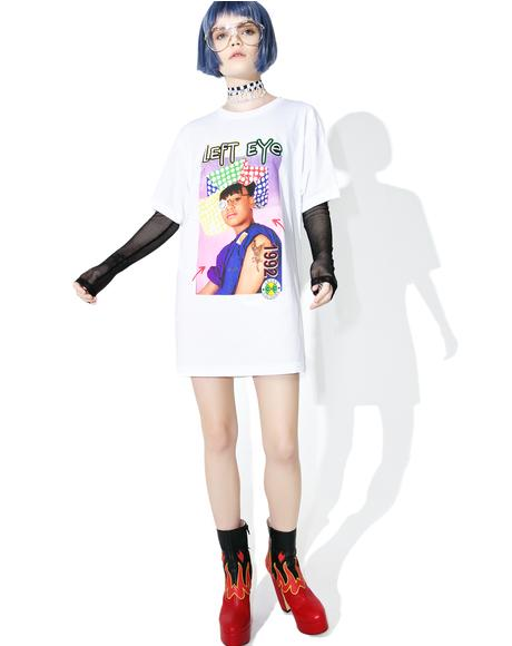 TLC Left Eye T-Shirt