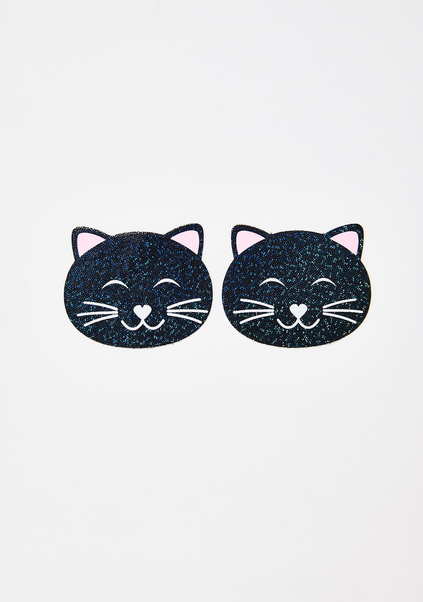 Pastease Glitter Cat Pasties