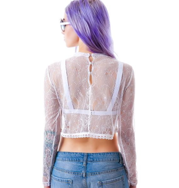 The Amazing Lace Top