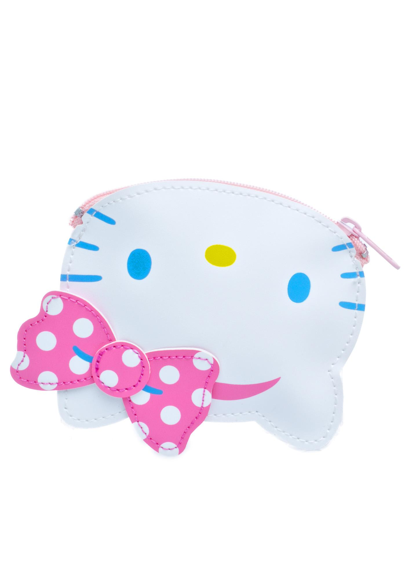 Sanrio Hello Kitty Fresh Punch Coin Pouch