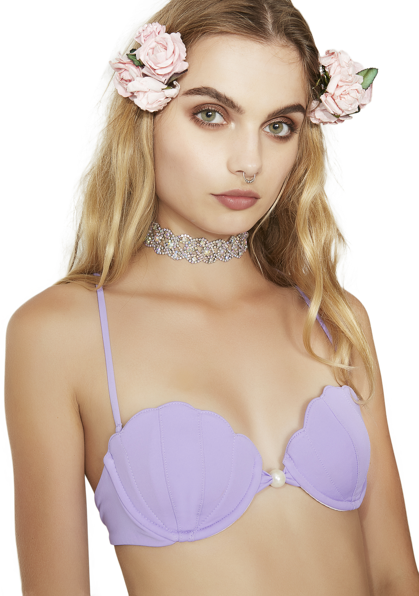 Margarita Mermaid Sirenita Bikini Top