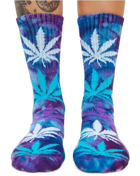 Blue Dream Plantlife Strains Crew Sock