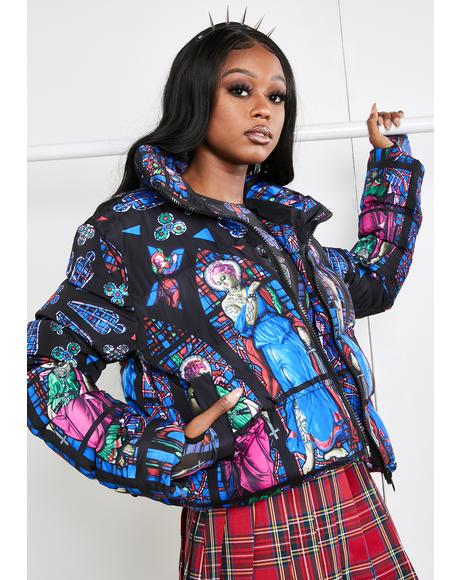 Higher Calling Bomber Jacket
