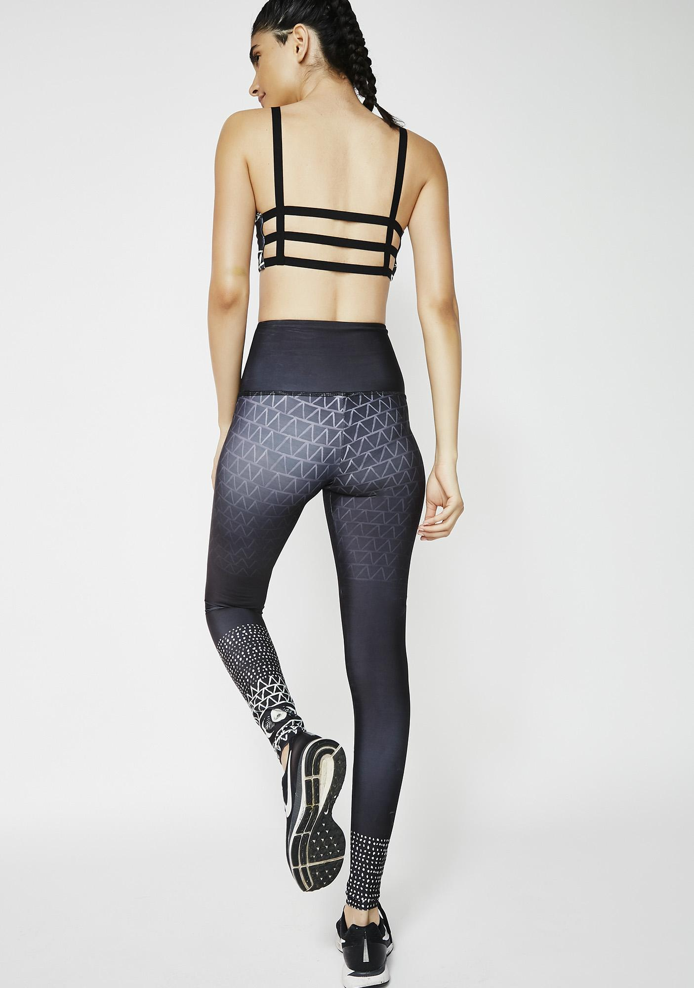 ONZIE Las Lunas High Rise Leggings