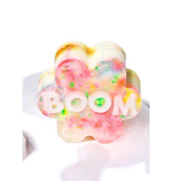 Dirty Grl X Chloe Norgaard Wild Flower Boom Soap