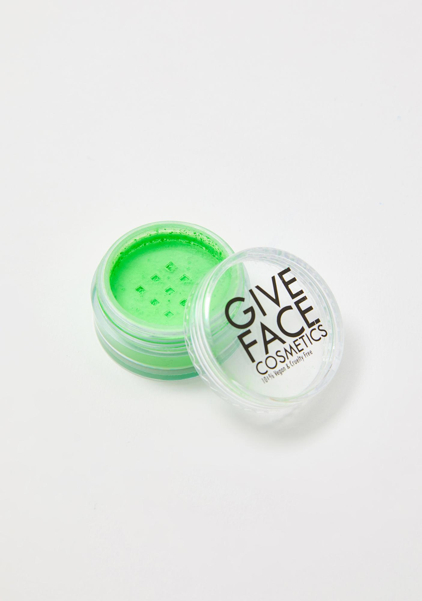 Give Face Cosmetics Cosplay UV Poly Pigment