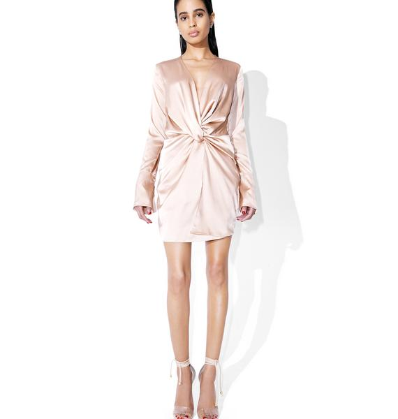 Dream Lover Knotted Dress