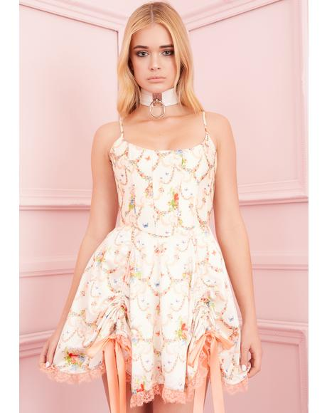 Lush Opulence Corset Dress