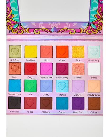 X Oh Abbi Eyeshadow Palette