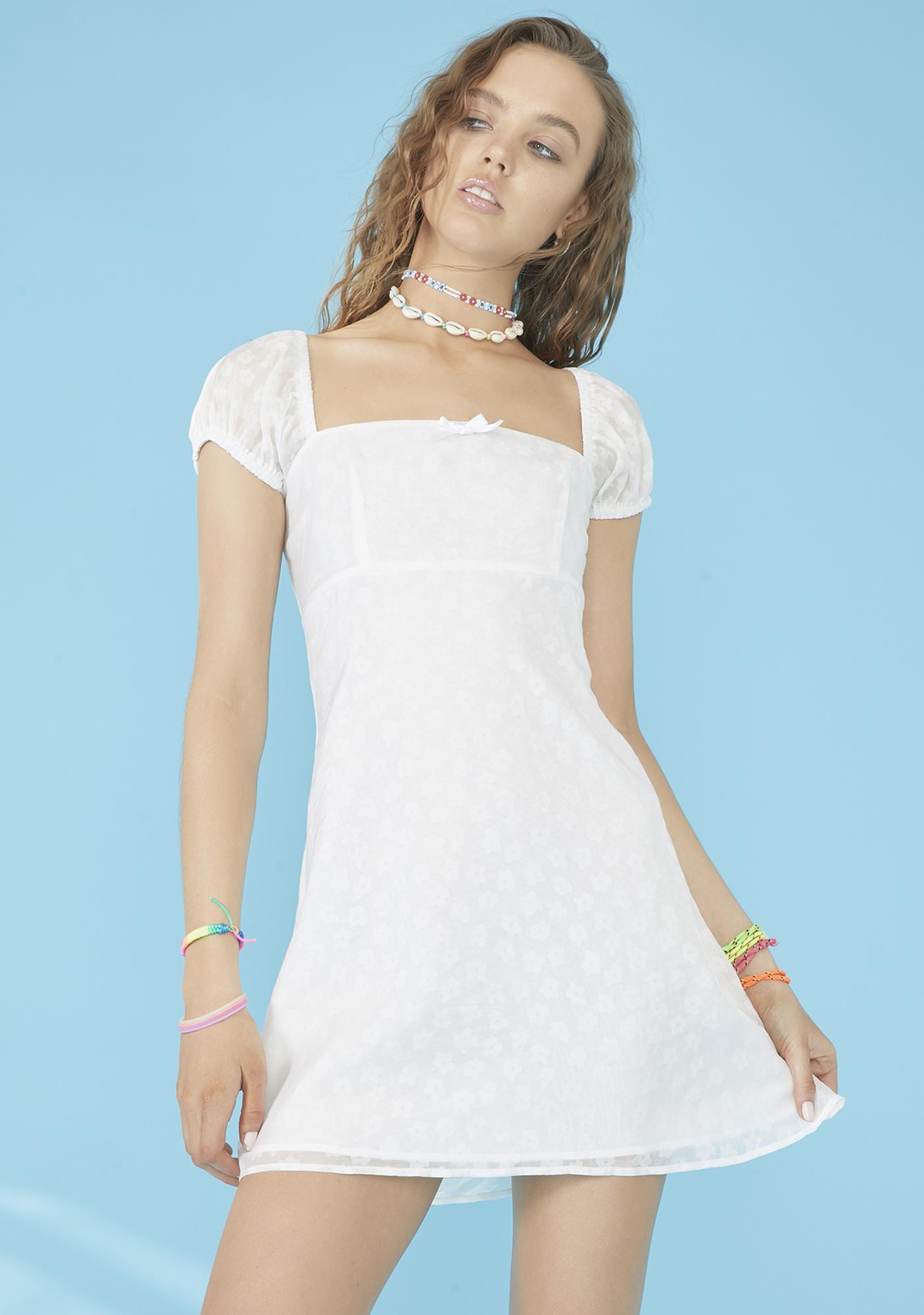 dELiA*s by Dolls Kill Sail Away Mini Dress