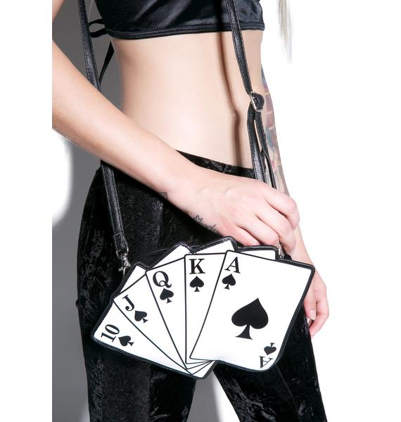 House Of Cards Purse