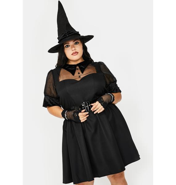 Mz Tricks N' Treats Witch Costume Set