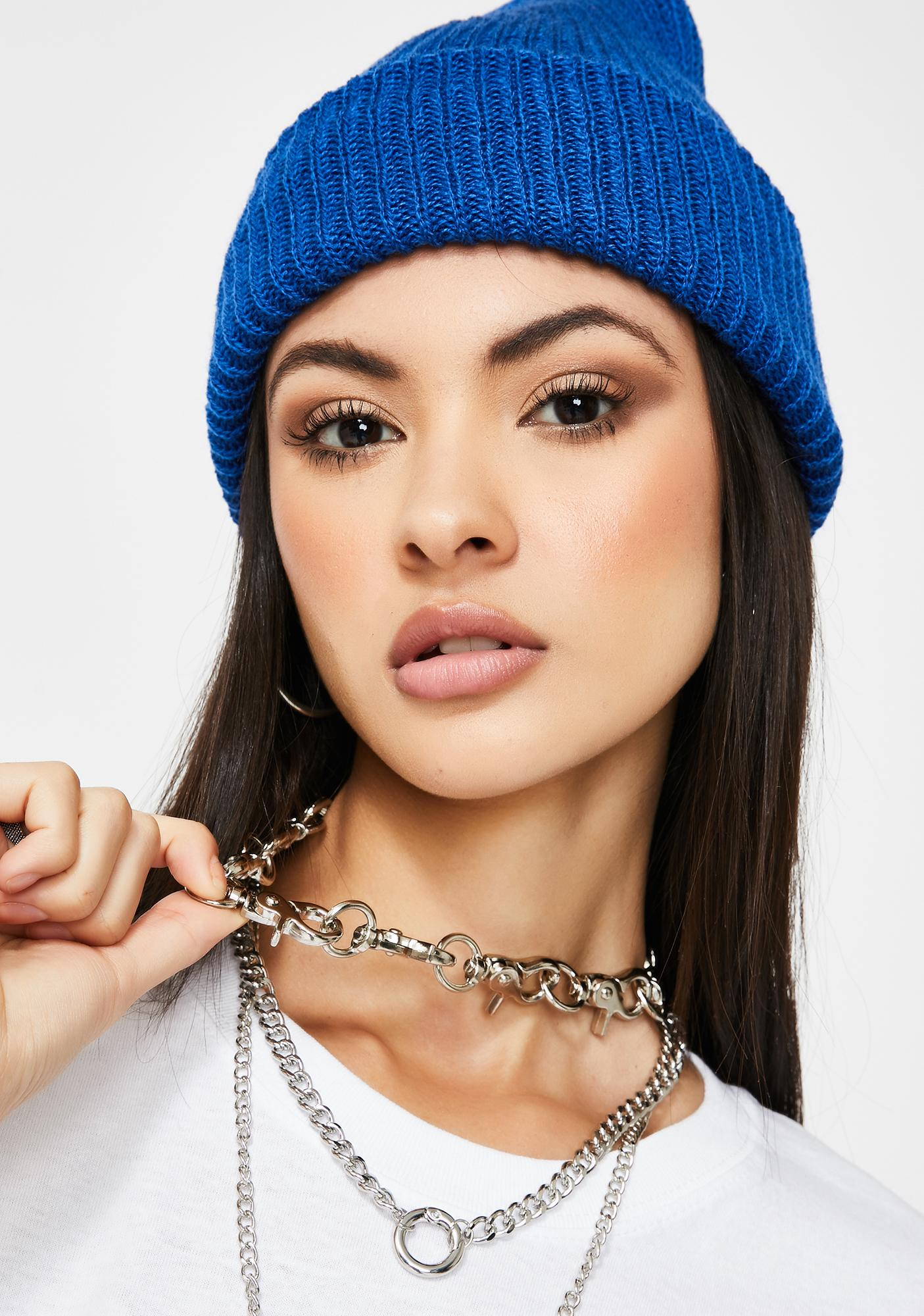 Forever Hooked Chain Choker