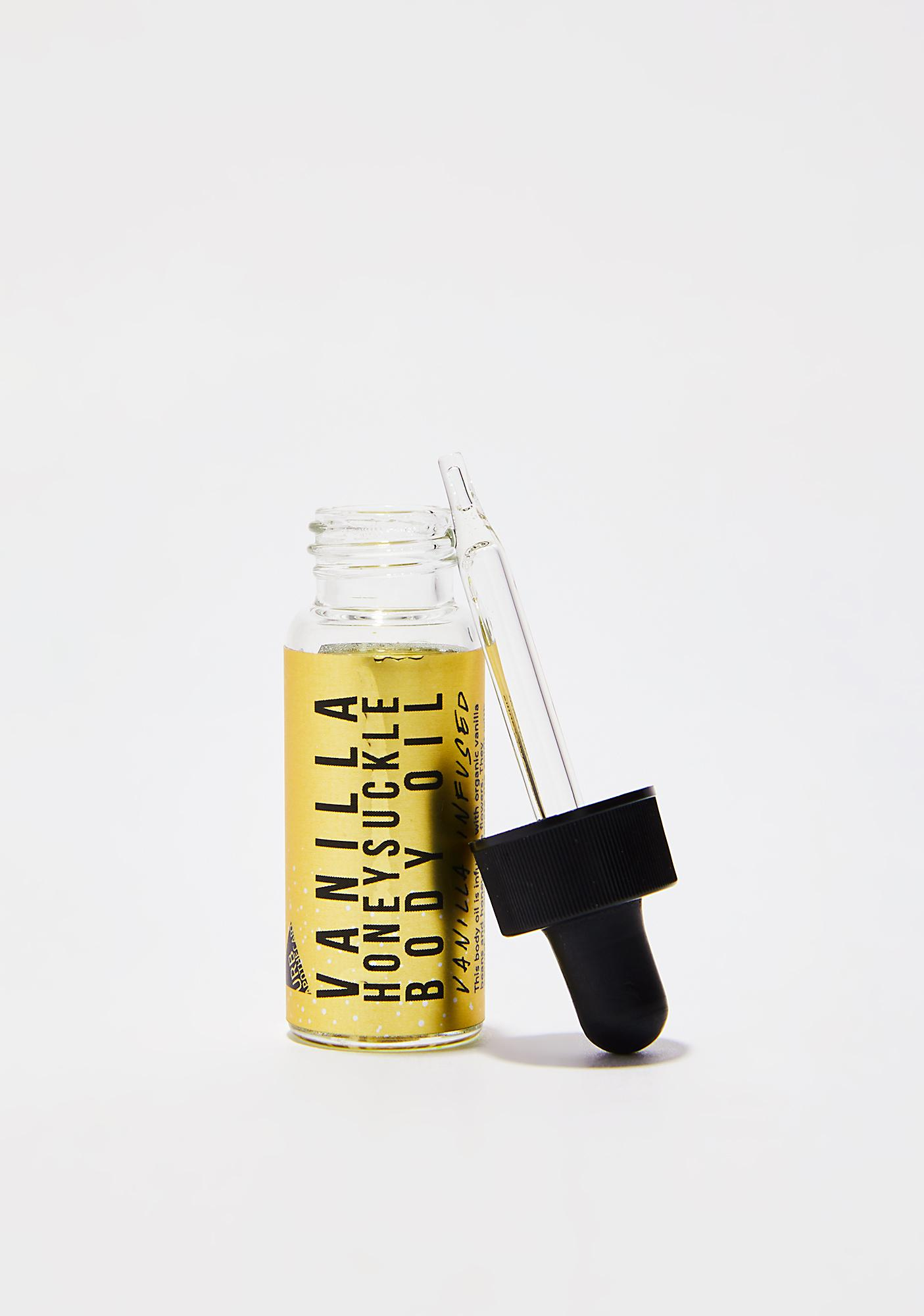 URB APOTHECARY Body Oil Set