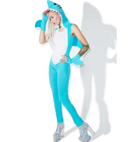 Shark Attack Costume