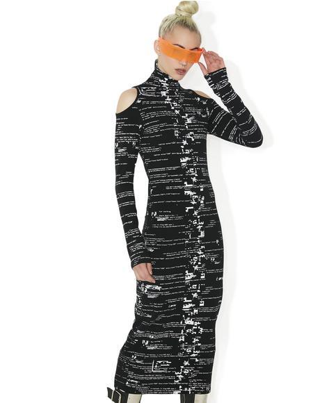 Glitch Dress