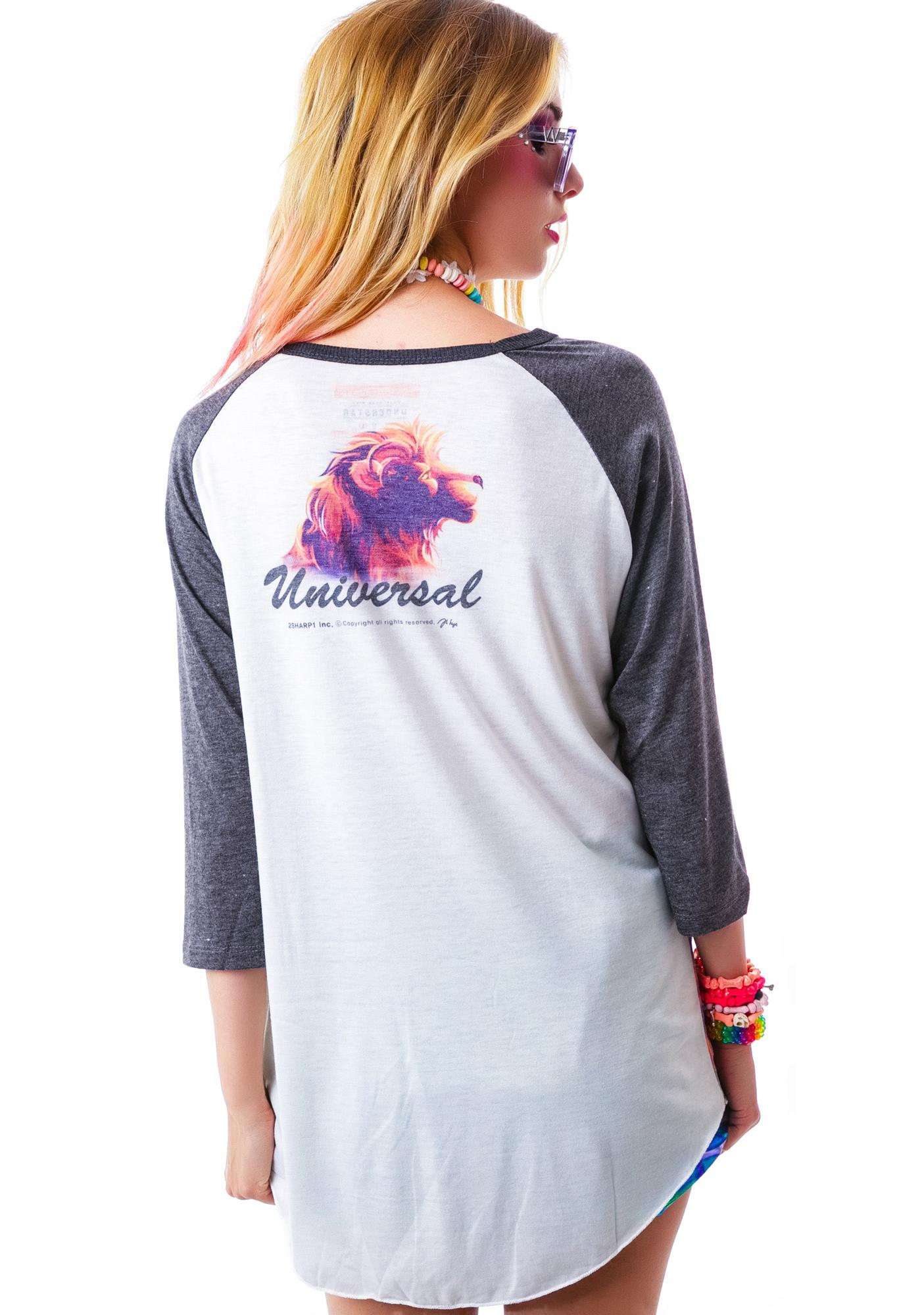 Chronicles of Narnia Raglan Tee