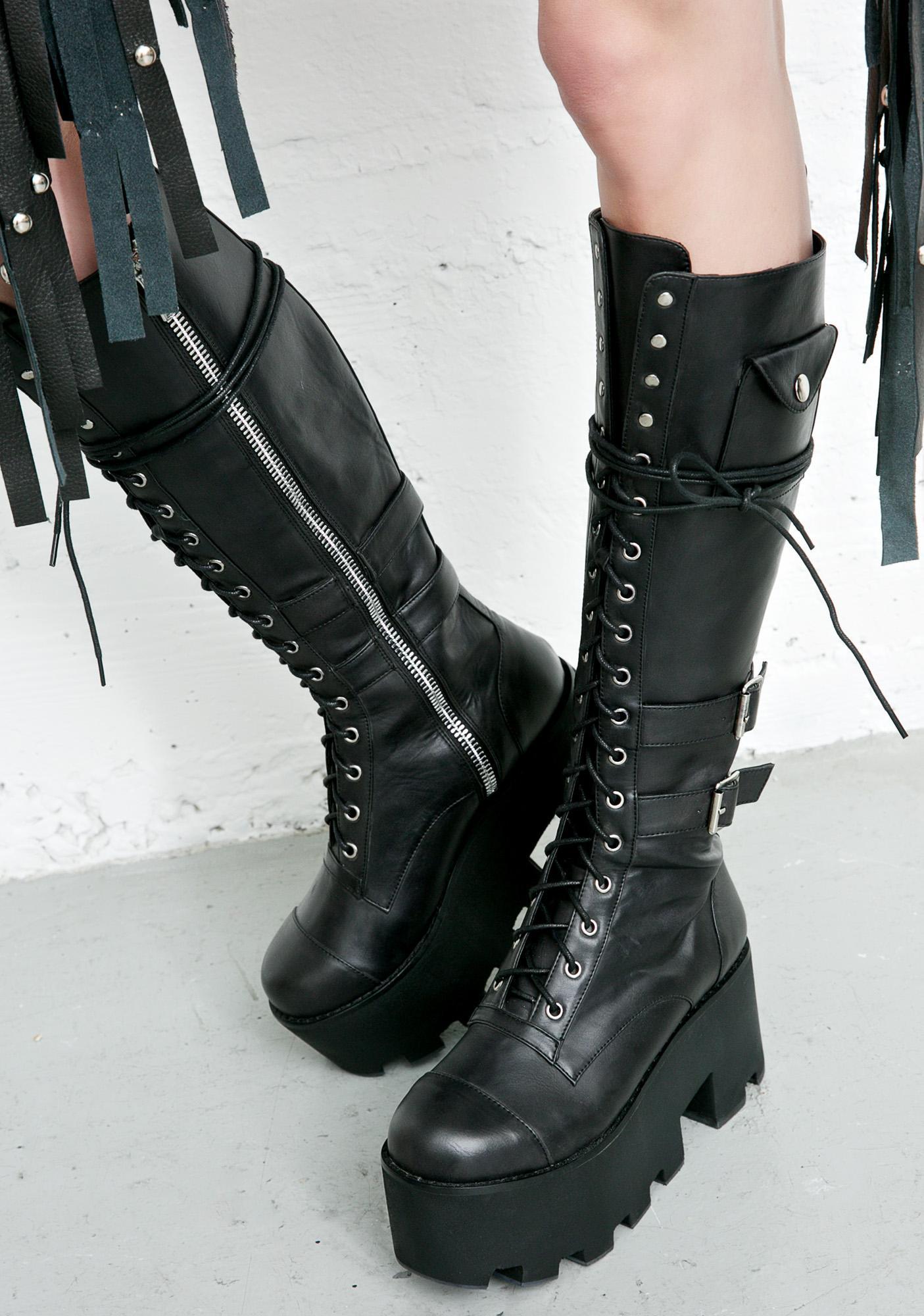 Current Mood Jane Doe Boots