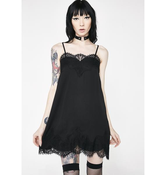 Minefield Slip Dress