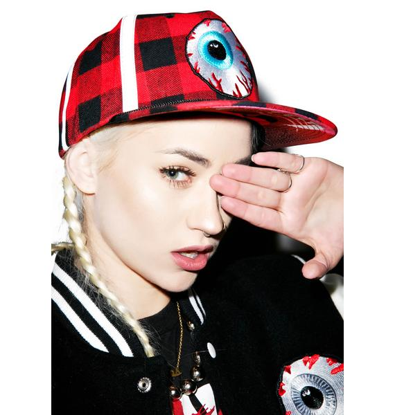 Mishka Utility Keep Watch Snapback