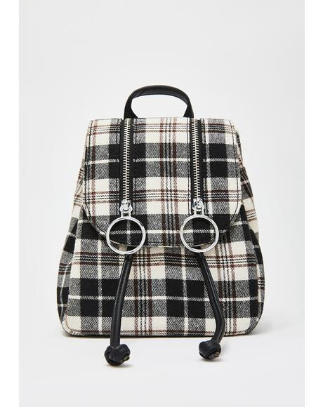 Mall Meetup Mini Backpack