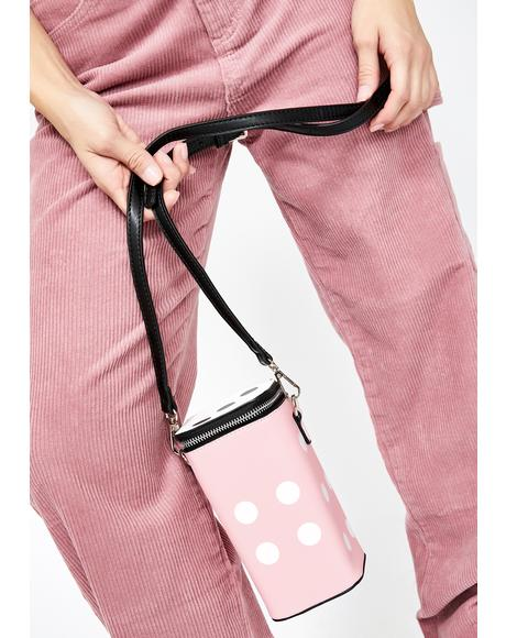 Sweet Lucky Roll Crossbody Bag