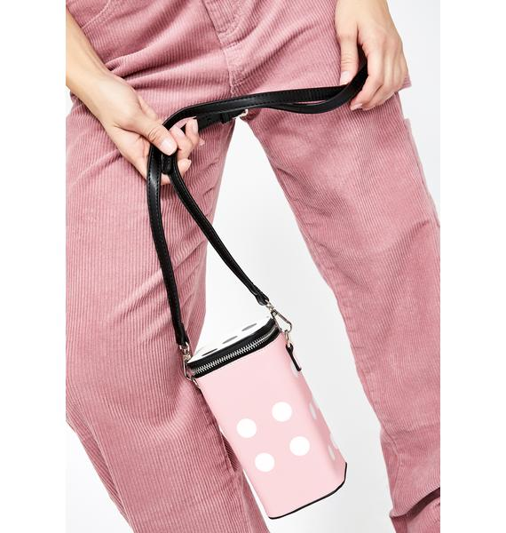 Sweet Lucky Roll Crossbody Bag