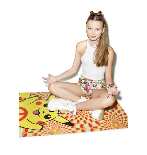 PLURachu Peace Trip Yoga Mat