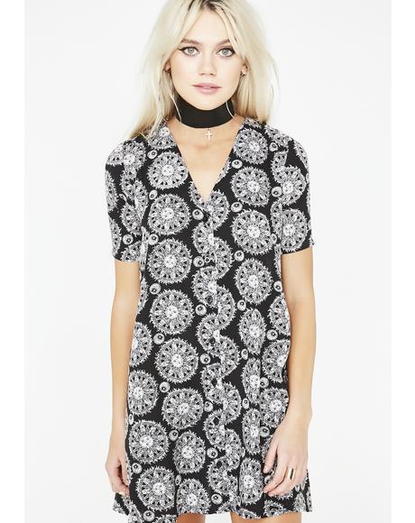 Sundial Crosena Dress