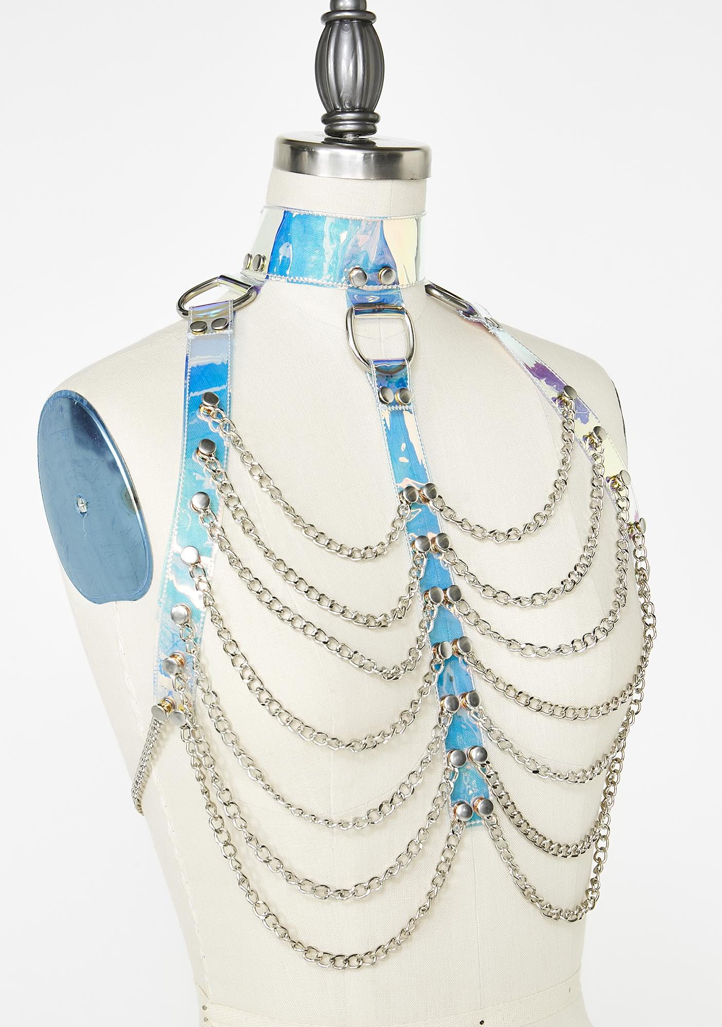 Club Exx Era Magica Chain Harness