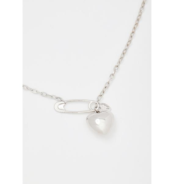 Toxic Relationship Chain Necklace