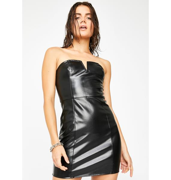 Hawt Or Not Mini Dress