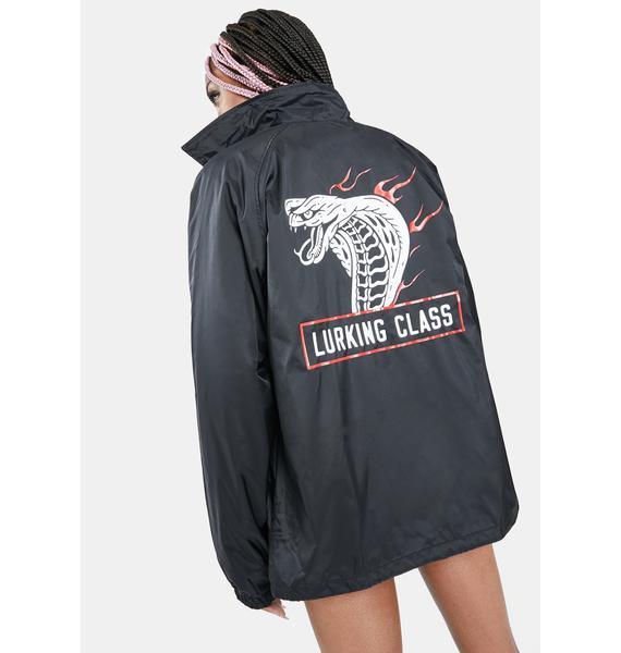 Lurking Class Cobra Fire Coaches Jacket