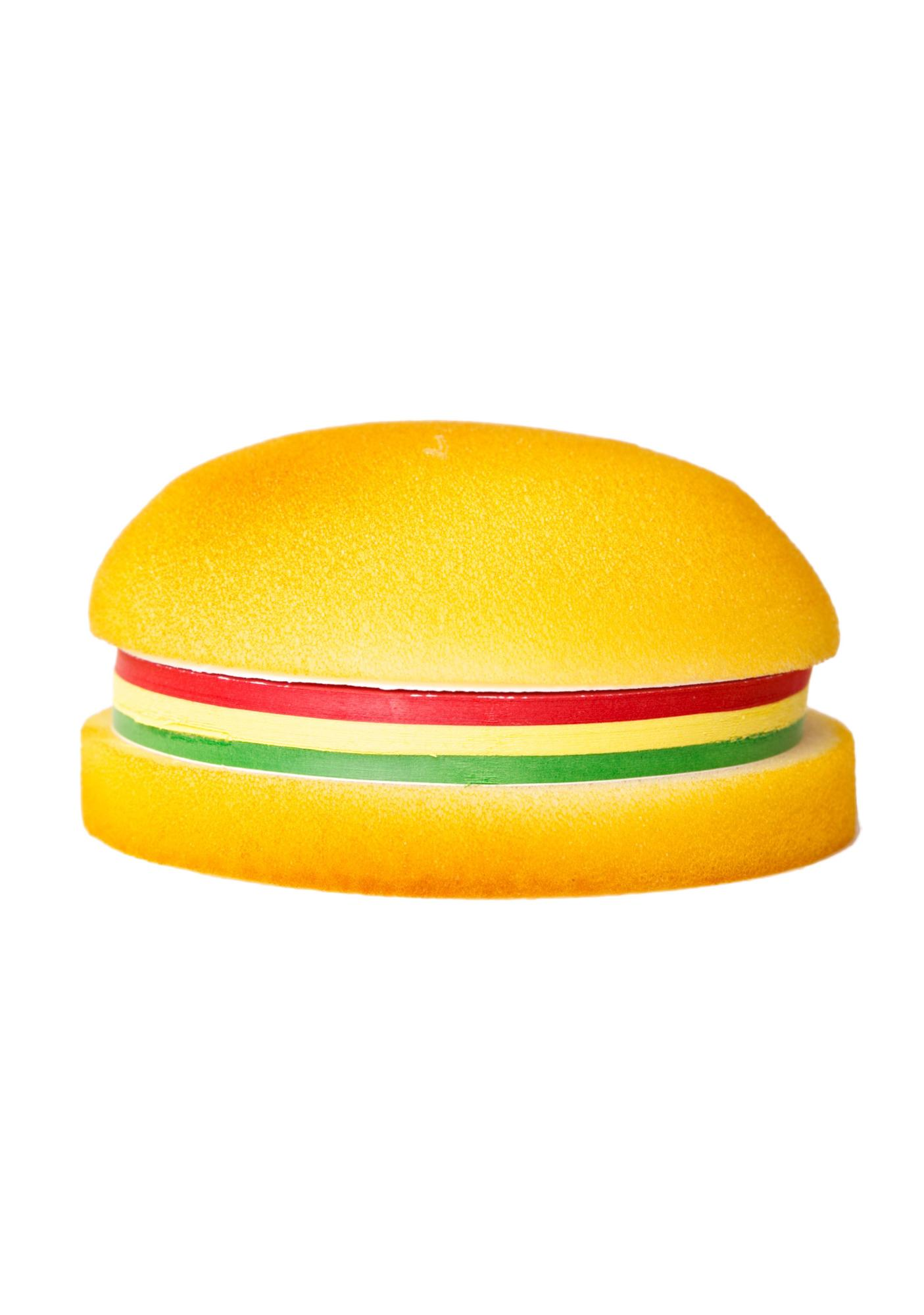 Good Burger Memo Pad