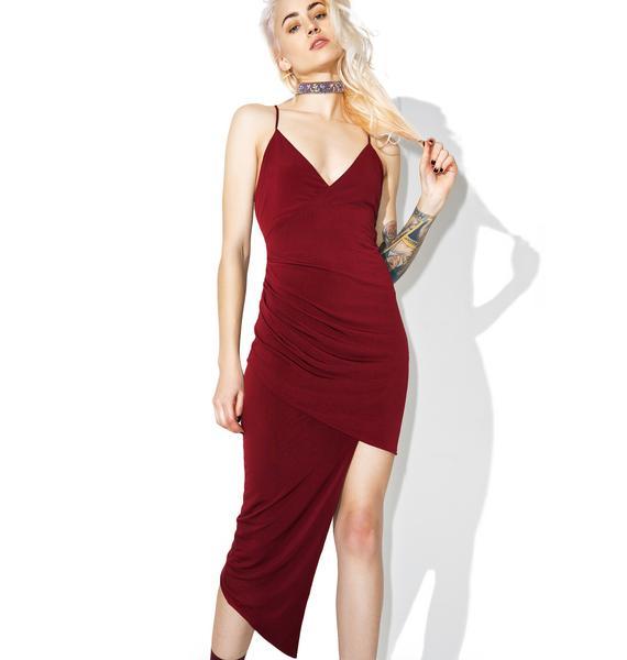 Diamond Heart Slip Dress