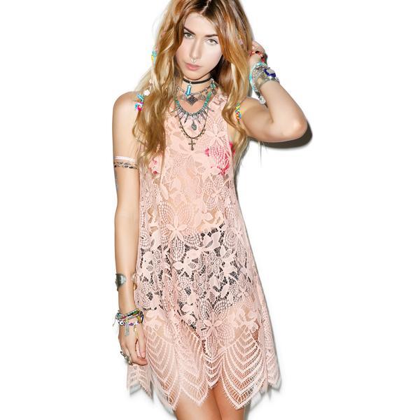 For Love & Lemons Summer Lilly Mini Dress