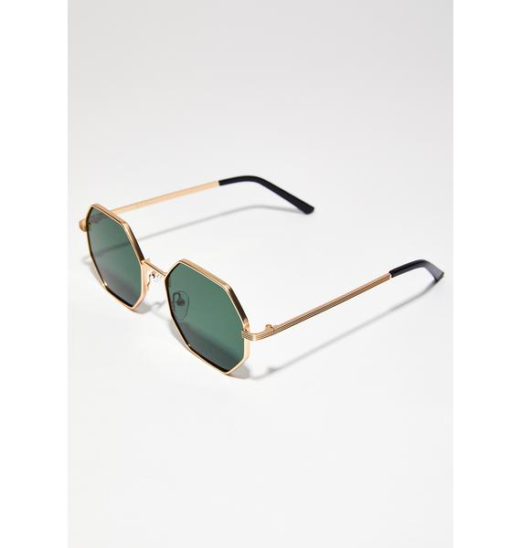 Dank Turn The Corner Sunglasses