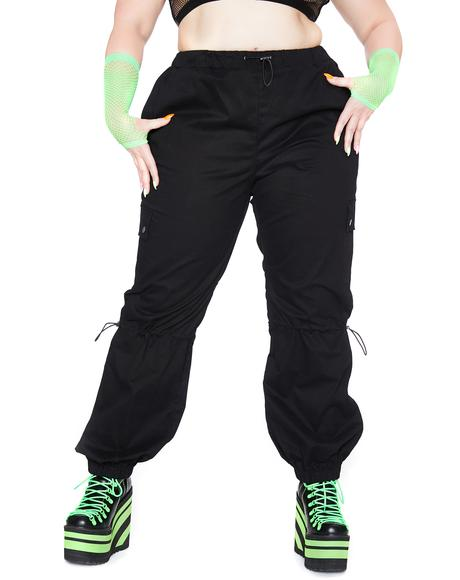Re-Enter The Void Cargo Pants