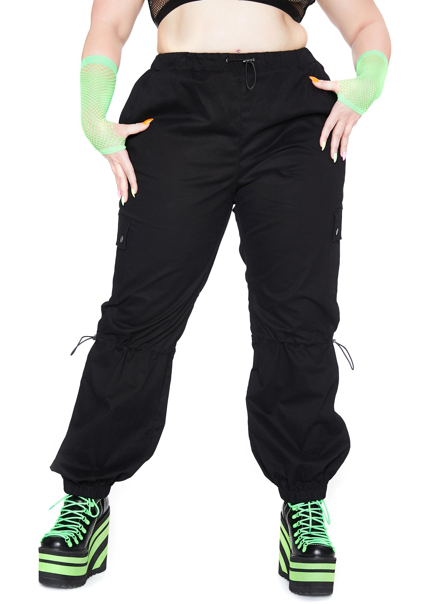 Club Exx Re-Enter The Void Cargo Pants