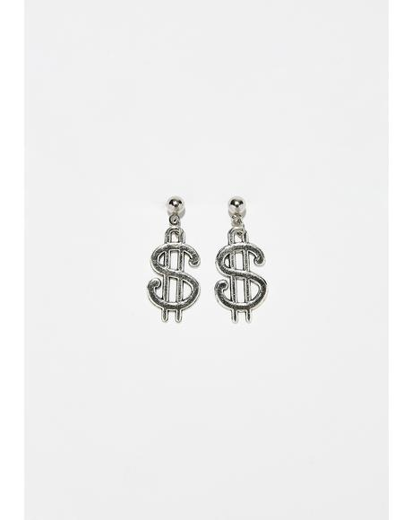 Get Paper Drop Earrings