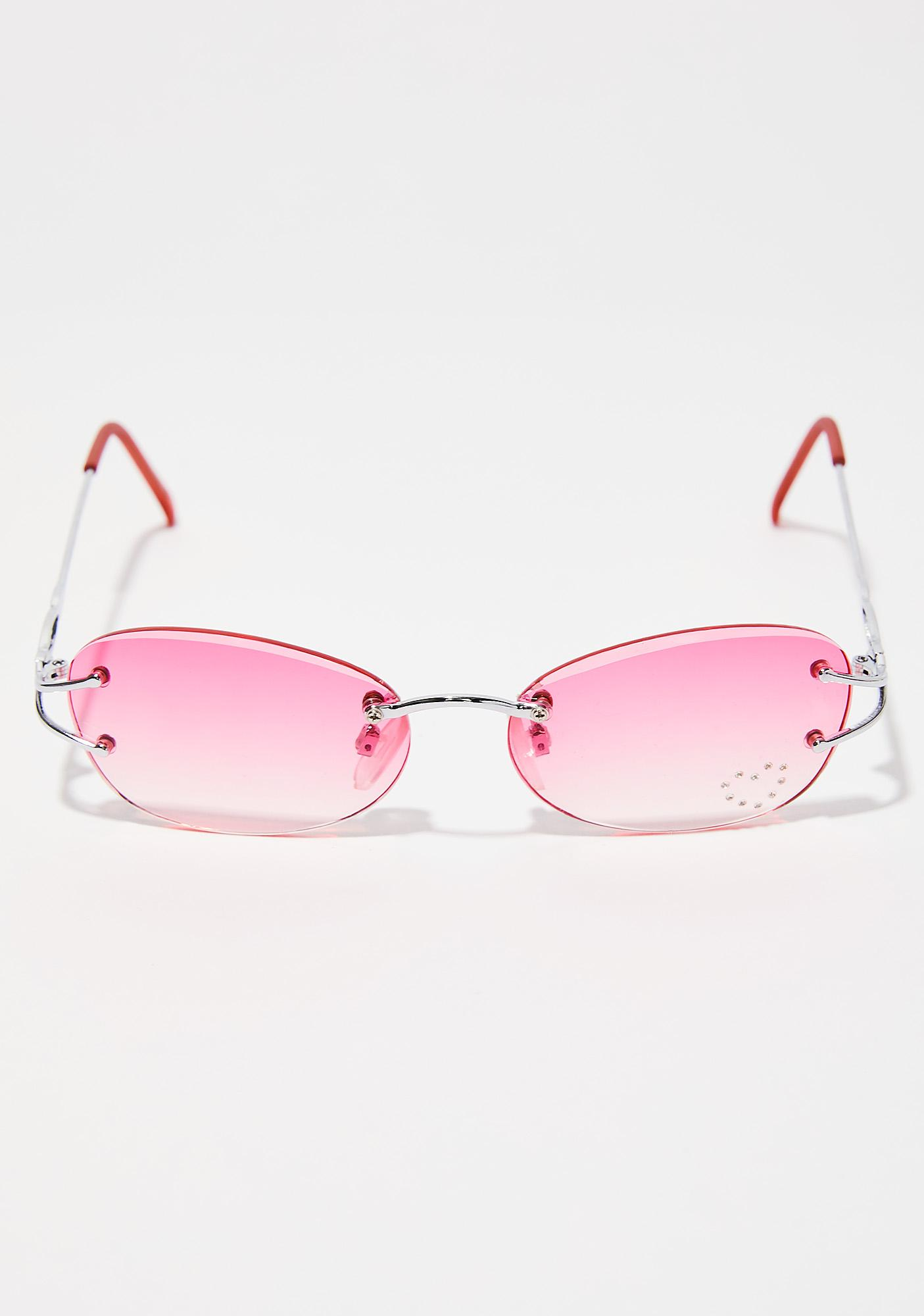 Mesmerized Oval Sunglasses