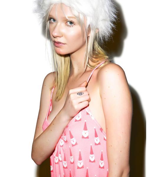 Wildfox Couture Santa Gnomes Day Dream Set