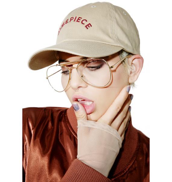 Dimepiece OG Logo Dad Hat