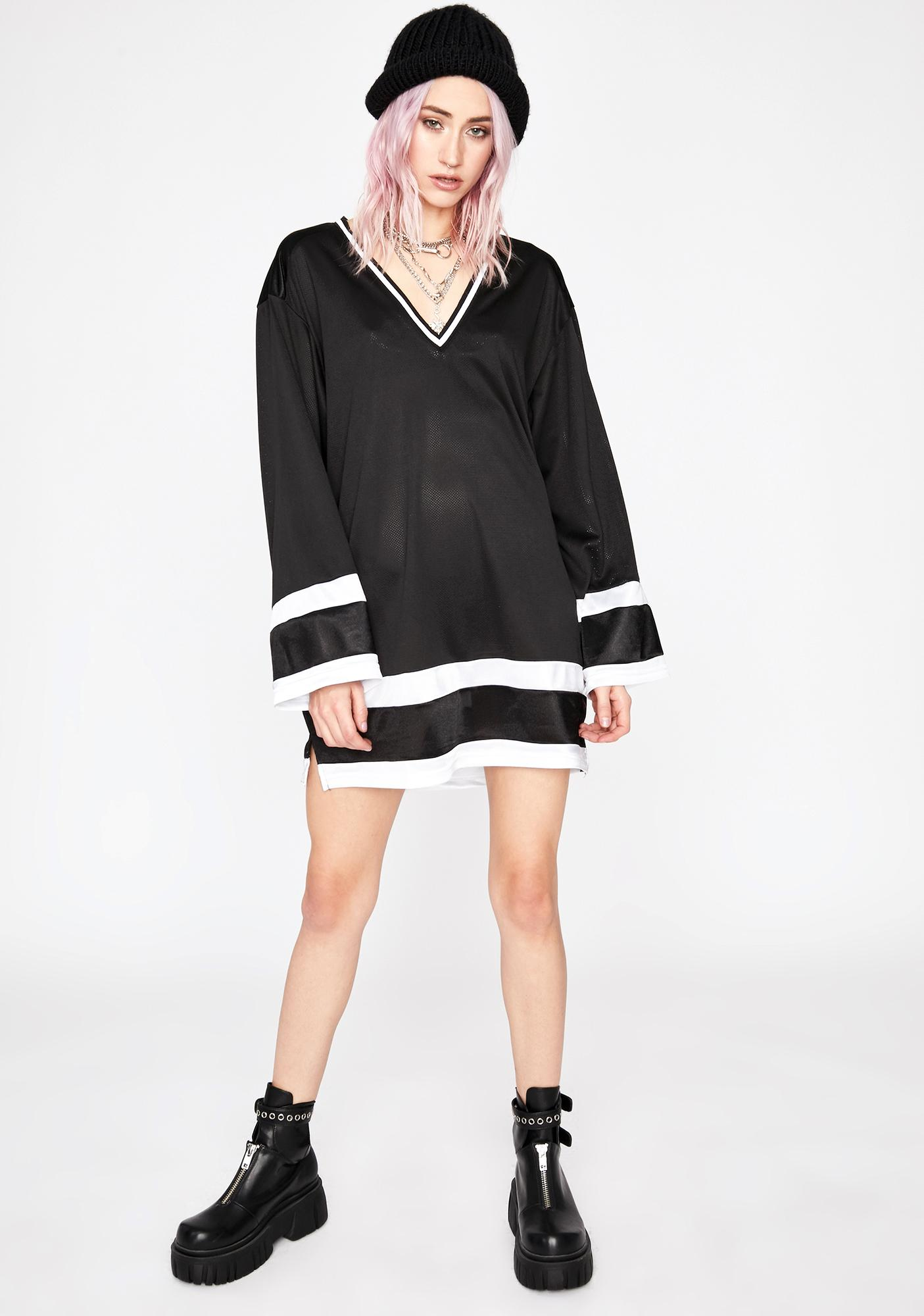 Current Mood No Contest Oversized Jersey
