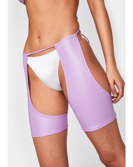 Electric Awakening Shorts Set