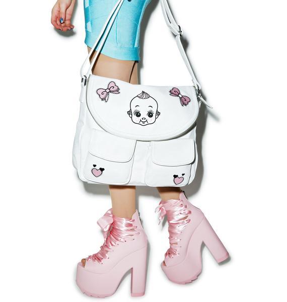 Sourpuss Clothing Baby Doll Nomad Purse