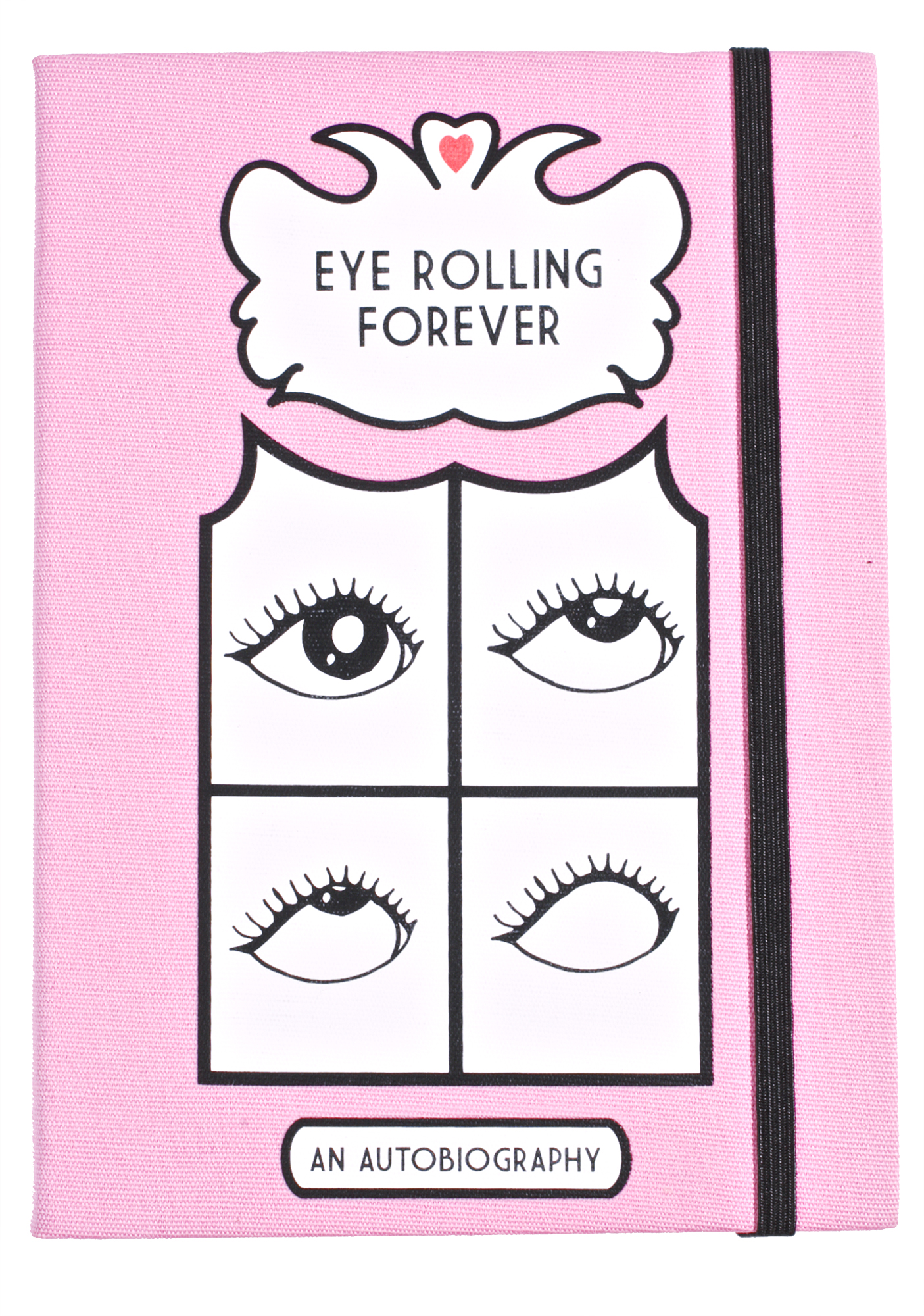 Valfr� Eye Rolling Forever Journal