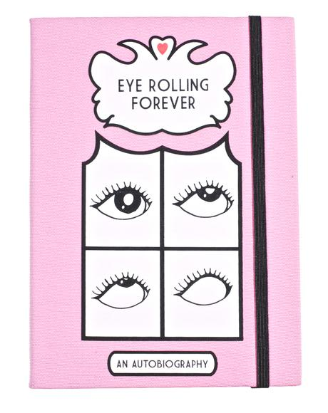 Eye Rolling Forever Journal