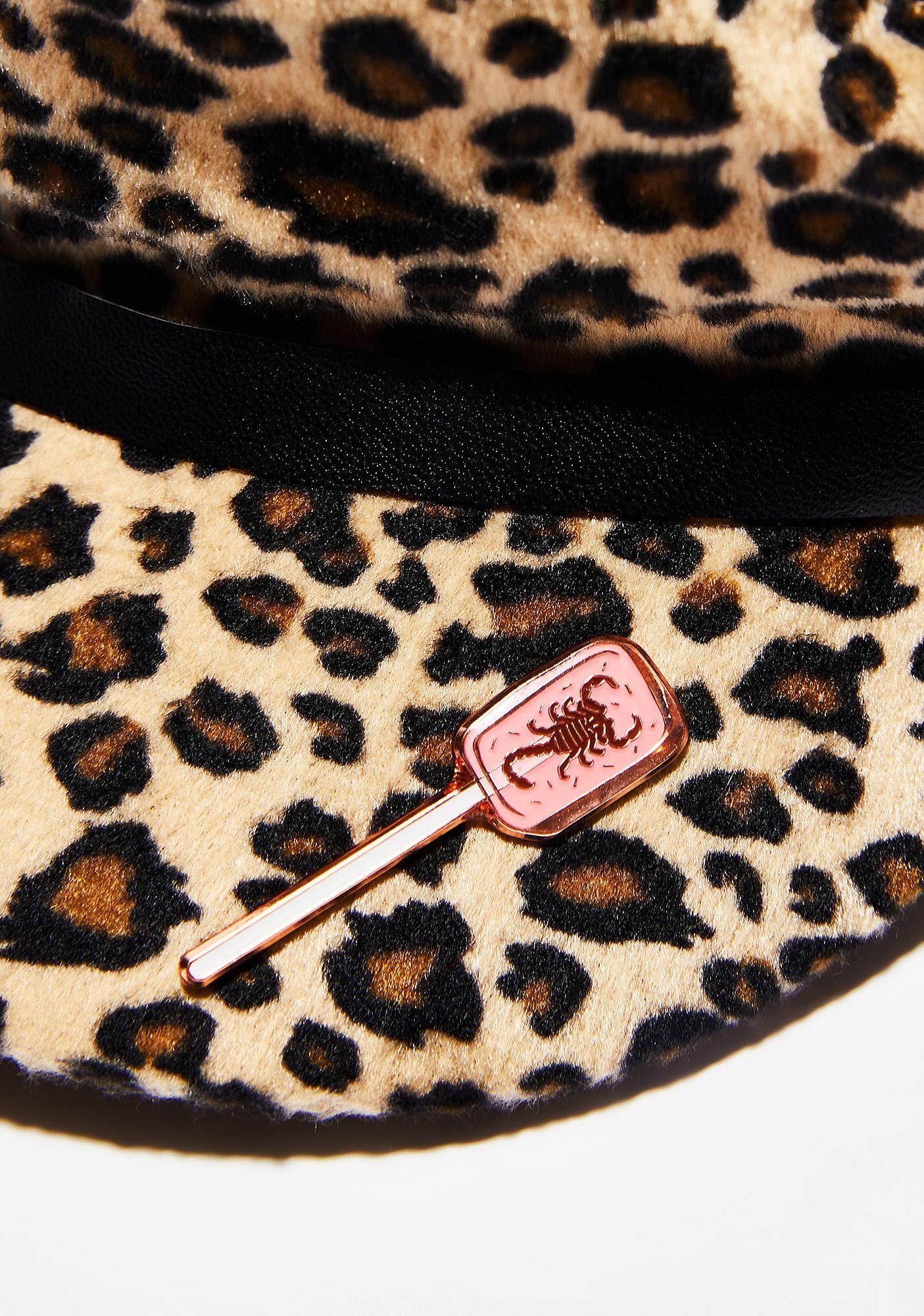 Rosehound Apparel Scorpion Sucker Lapel Pin