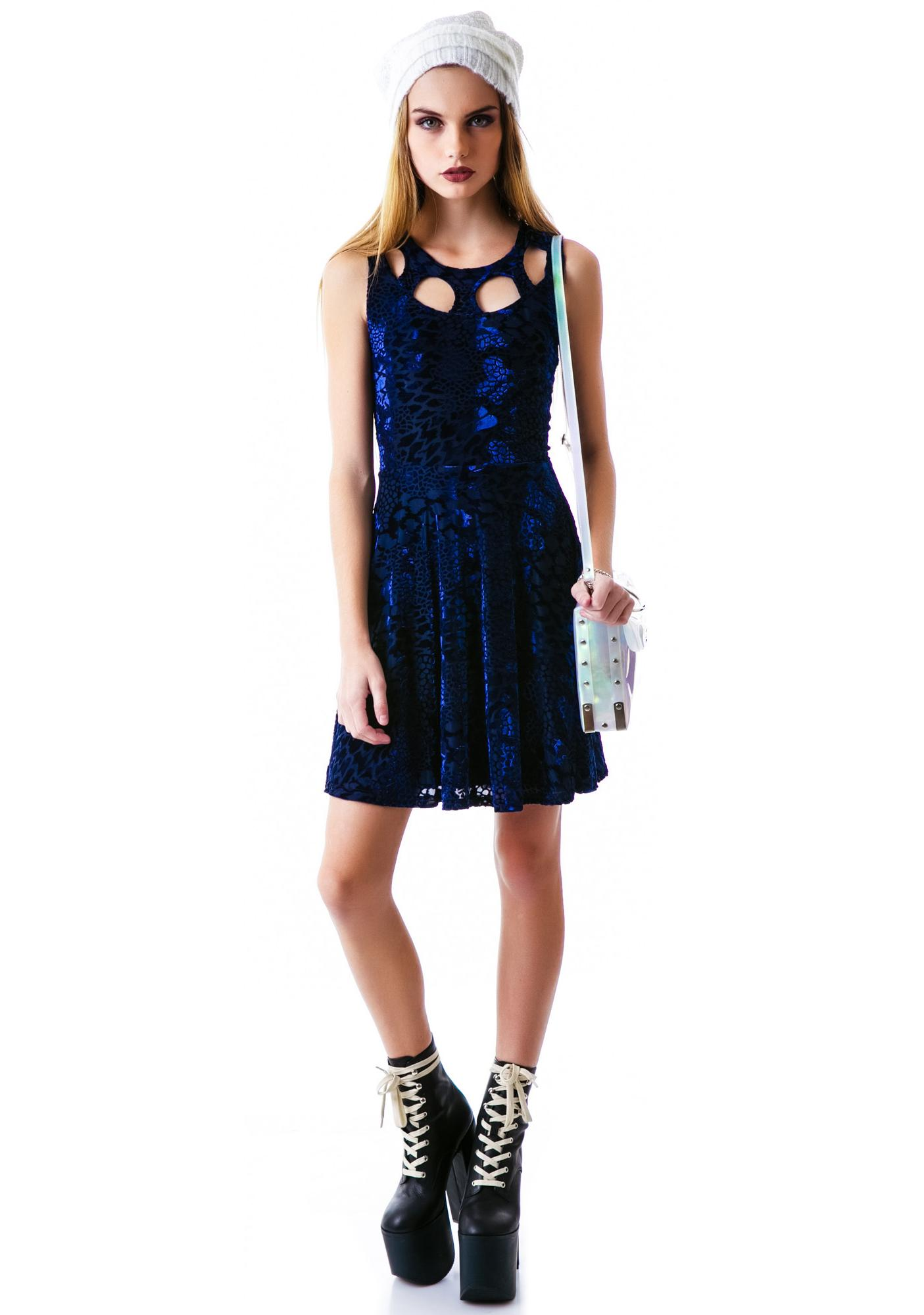 Evil Twin Gattica Skater Dress